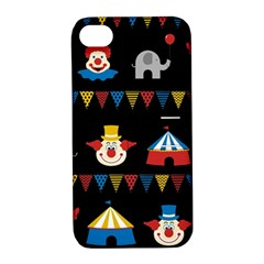 Circus  Apple Iphone 4/4s Hardshell Case With Stand by Valentinaart