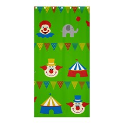 Circus Shower Curtain 36  X 72  (stall)  by Valentinaart