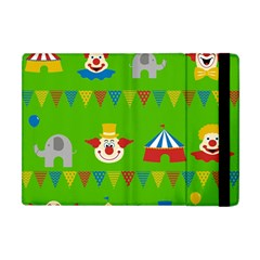 Circus Apple Ipad Mini Flip Case by Valentinaart