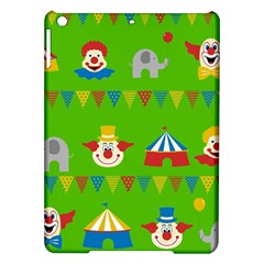 Circus Ipad Air Hardshell Cases by Valentinaart
