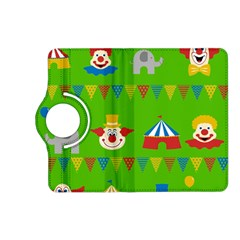 Circus Kindle Fire Hd (2013) Flip 360 Case by Valentinaart