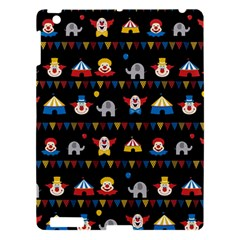 Circus Apple Ipad 3/4 Hardshell Case by Valentinaart