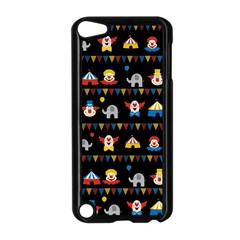 Circus Apple Ipod Touch 5 Case (black) by Valentinaart