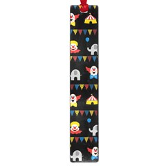 Circus Large Book Marks by Valentinaart