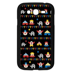 Circus Samsung Galaxy Grand Duos I9082 Case (black) by Valentinaart