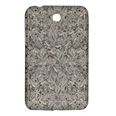 Silver Tropical Print Samsung Galaxy Tab 3 (7 ) P3200 Hardshell Case  by dflcprints