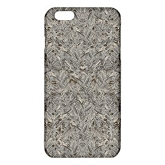 Silver Tropical Print Iphone 6 Plus/6s Plus Tpu Case by dflcprints