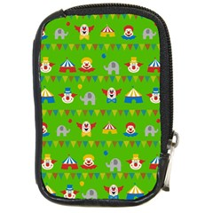 Circus Compact Camera Cases by Valentinaart