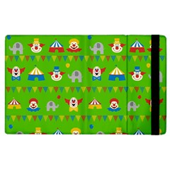 Circus Apple Ipad 3/4 Flip Case by Valentinaart