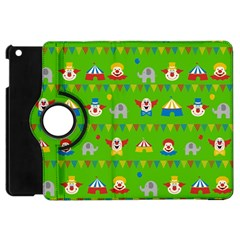 Circus Apple Ipad Mini Flip 360 Case by Valentinaart