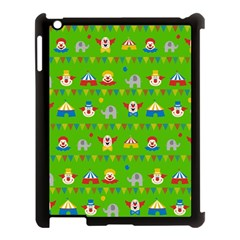 Circus Apple Ipad 3/4 Case (black) by Valentinaart