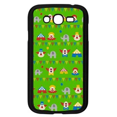 Circus Samsung Galaxy Grand Duos I9082 Case (black) by Valentinaart