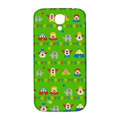 Circus Samsung Galaxy S4 I9500/i9505  Hardshell Back Case by Valentinaart