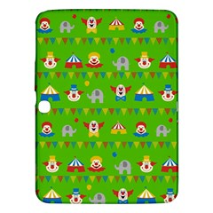 Circus Samsung Galaxy Tab 3 (10 1 ) P5200 Hardshell Case  by Valentinaart