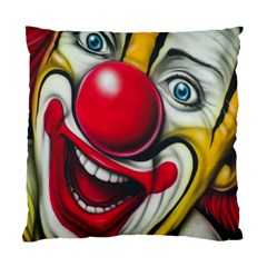 Clown Standard Cushion Case (two Sides) by Valentinaart