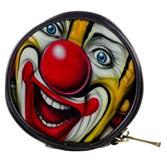 Clown Mini Makeup Bags by Valentinaart