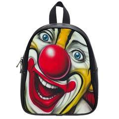 Clown School Bags (small)  by Valentinaart