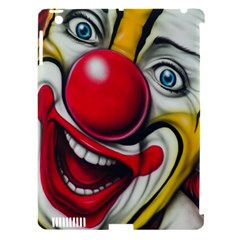 Clown Apple Ipad 3/4 Hardshell Case (compatible With Smart Cover) by Valentinaart