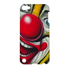 Clown Apple Ipod Touch 5 Hardshell Case by Valentinaart