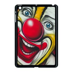 Clown Apple Ipad Mini Case (black) by Valentinaart