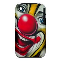 Clown Iphone 3s/3gs by Valentinaart