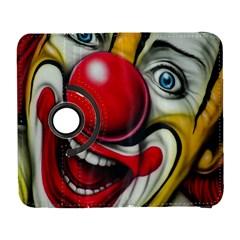 Clown Galaxy S3 (flip/folio) by Valentinaart