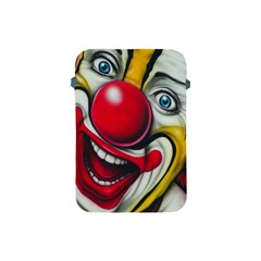 Clown Apple Ipad Mini Protective Soft Cases by Valentinaart