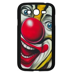 Clown Samsung Galaxy Grand Duos I9082 Case (black) by Valentinaart