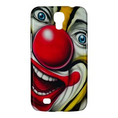 Clown Samsung Galaxy Mega 6 3  I9200 Hardshell Case by Valentinaart