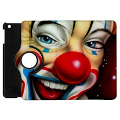 Clown Apple Ipad Mini Flip 360 Case by Valentinaart