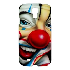 Clown Samsung Galaxy S4 I9500/i9505 Hardshell Case