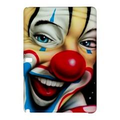 Clown Samsung Galaxy Tab Pro 10 1 Hardshell Case by Valentinaart