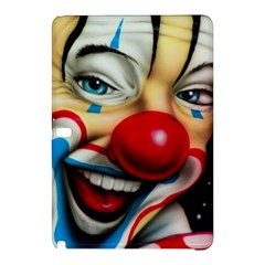 Clown Samsung Galaxy Tab Pro 12 2 Hardshell Case by Valentinaart