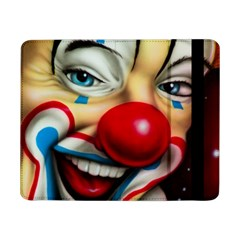Clown Samsung Galaxy Tab Pro 8 4  Flip Case by Valentinaart