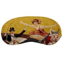Vintage Circus  Sleeping Masks by Valentinaart