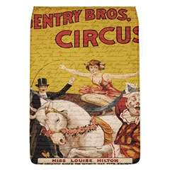 Vintage Circus  Flap Covers (l)  by Valentinaart