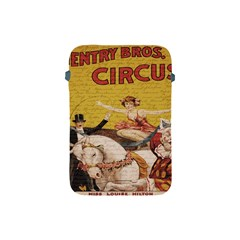 Vintage Circus  Apple Ipad Mini Protective Soft Cases by Valentinaart
