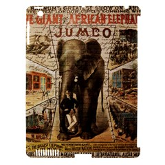 Vintage Circus  Apple Ipad 3/4 Hardshell Case (compatible With Smart Cover) by Valentinaart