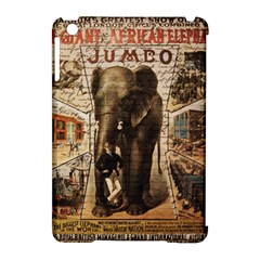 Vintage Circus  Apple Ipad Mini Hardshell Case (compatible With Smart Cover) by Valentinaart