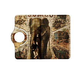 Vintage Circus  Kindle Fire Hd (2013) Flip 360 Case by Valentinaart