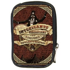Vintage circus  Compact Camera Cases by Valentinaart