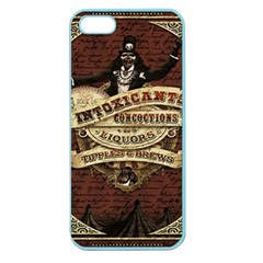 Vintage Circus  Apple Seamless Iphone 5 Case (color) by Valentinaart