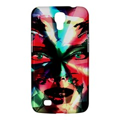 Abstract Girl Samsung Galaxy Mega 6 3  I9200 Hardshell Case by Valentinaart