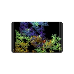 Fractal Forest Magnet (name Card) by Simbadda
