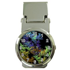Fractal Forest Money Clip Watches by Simbadda