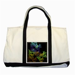 Fractal Forest Two Tone Tote Bag