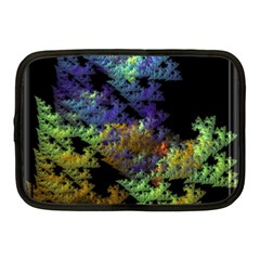 Fractal Forest Netbook Case (medium)  by Simbadda