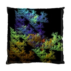 Fractal Forest Standard Cushion Case (one Side) by Simbadda