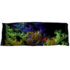 Fractal Forest Body Pillow Case Dakimakura (two Sides) by Simbadda