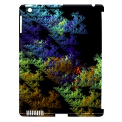 Fractal Forest Apple Ipad 3/4 Hardshell Case (compatible With Smart Cover) by Simbadda